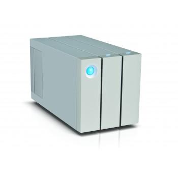 HD Externo LaCie 2Big 12TB Thunderbolt  2 e USB 3.0 RAID - LAC9000473U (9000473U)