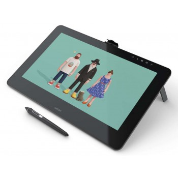 Display interativo Wacom Cintiq Pro 16 Pen e Touch - DTH1620K1