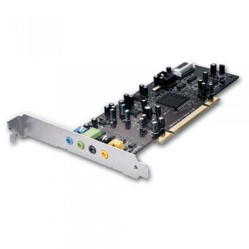 Placa de som Creative Sound Blaster Audigy SE PCI - SB0570