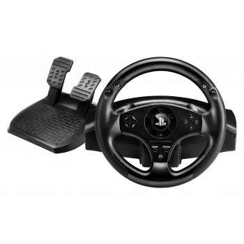 Volante + Pedais Thrustmaster T80 Racing Wheel para PlayStation 3 e PlayStation 4 - 4169071