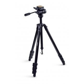 Tripé Profissional para Câmeras Fotográficas, altura até 150 cm- TG-P60T