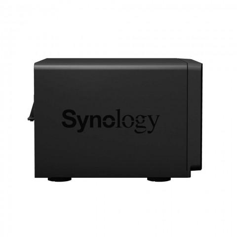 Servidor NAS Synology DiskStation DS1517+(2GB) 5 Baias (expansível a 15 baias) - DS1517+(2GB)