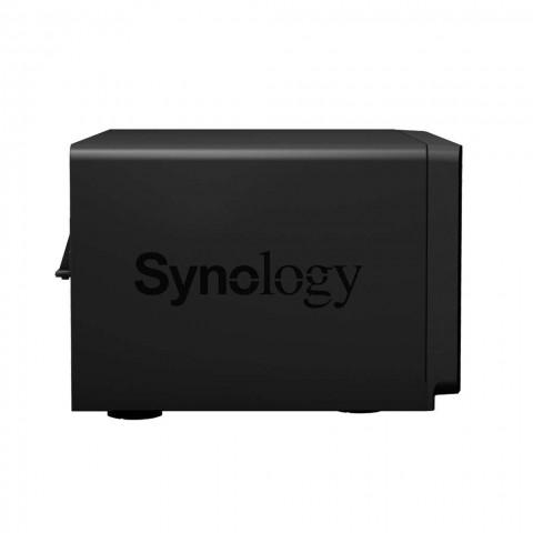 Servidor NAS Synology DiskStation DS1817+(2GB) 8 Baias (expansível a 18 baias) - DS1817+(2GB)