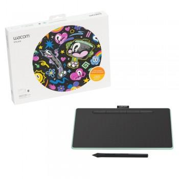 Mesa Digitalizadora Wacom Intuos Bluetooth Média – CTL6100WLE0