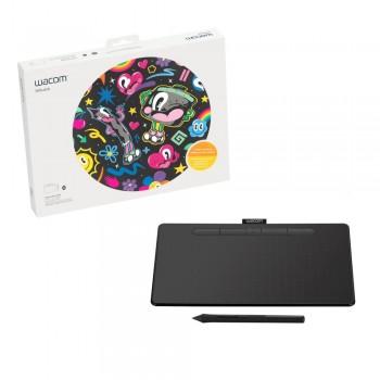 Mesa Digitalizadora Wacom Intuos Bluetooth Média – CTL6100WLK0