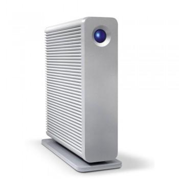 HD Externo LaCie d2 Quadra 4TB e-SATA 3Gb, USB 3.0 e FireWire 800 - LAC9000258U (9000258U)