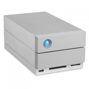 HD Externo LaCie 2Big Dock 8TB Thunderbolt 3 - STGB8000400