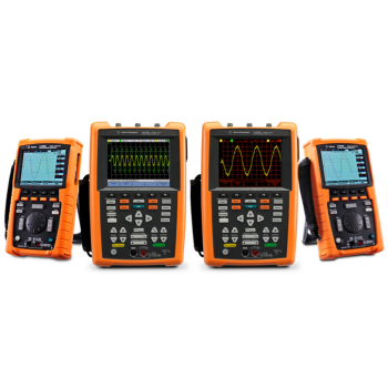 Osciloscópios de mão - Keysight -  Série U1600