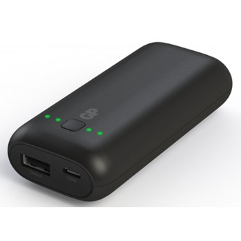 Carregador Portátil GP Batteries Portable PowerBank 5000mAh - PB5000-RC05